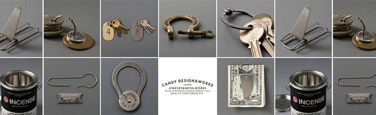 CANDY DESIGN & WORKS / キャンディー デザイン & ワークス
