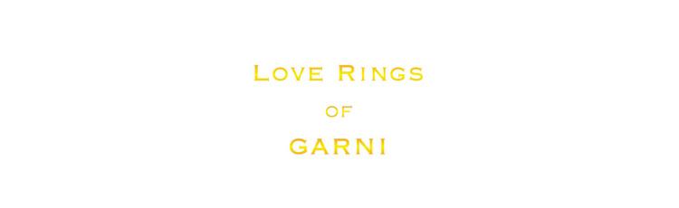 GARNI Love Rings / ガルニ 結婚指輪