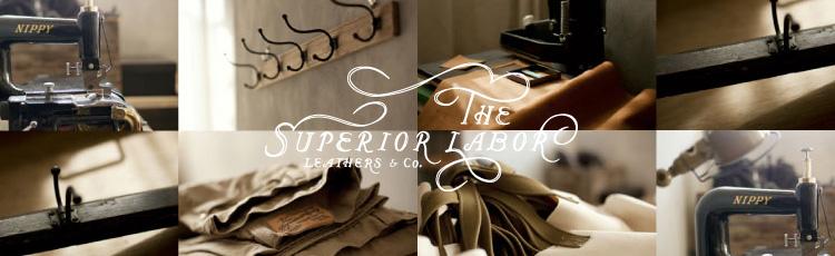 THE SUPERIOR LABOR / シュペリオールレイバー