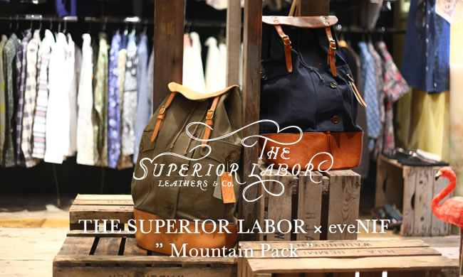 THE SUPERIOR LABOR��eveNIF Mountain Pack