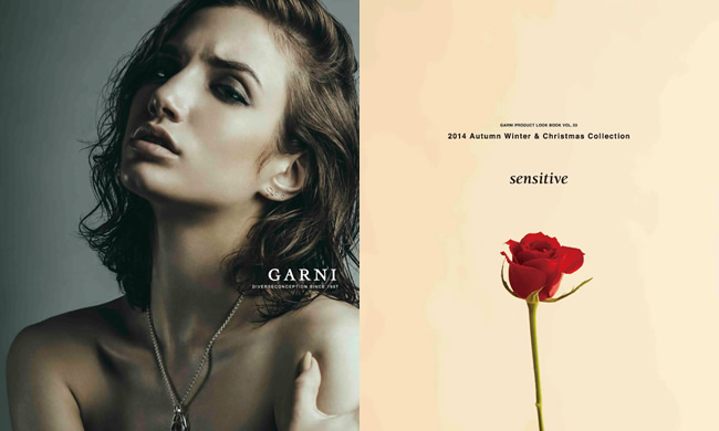 GARNI 2014 Autumn Winter & Christmas Collection  sensitive